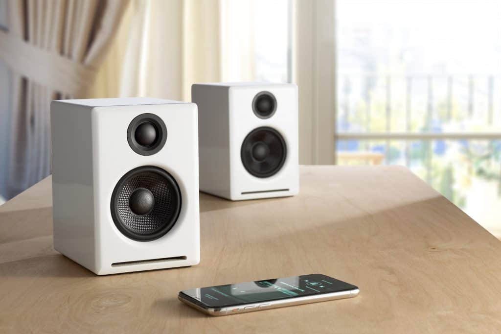 Audioengine 2+ Wireless - white