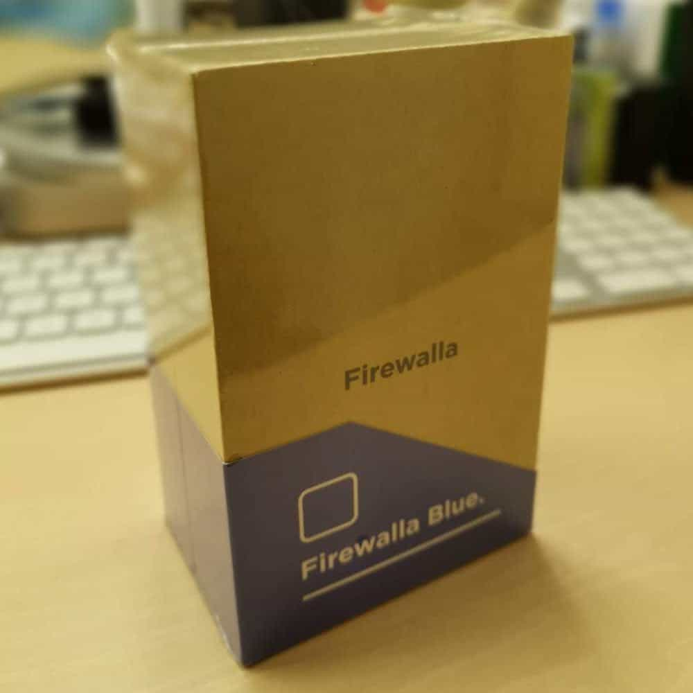 Firewalla firewall appliance - box shot