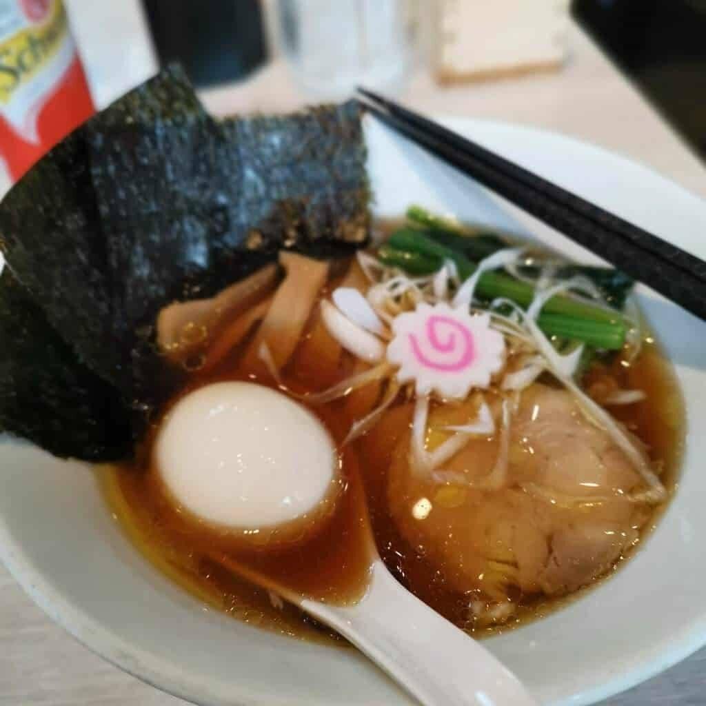 Ippudo - chicken chashu shoyu ramen