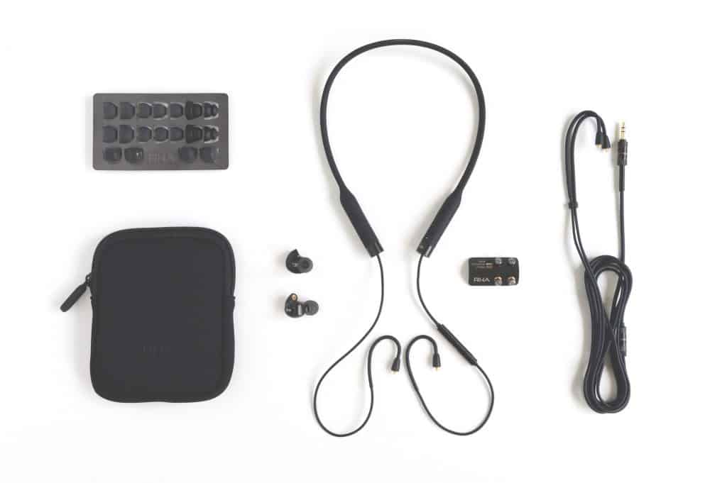 RHA T20 Wireless kit
