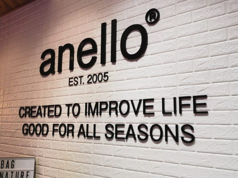 anello Announces its First Official Store in Singapore at Jewel Changi Airport