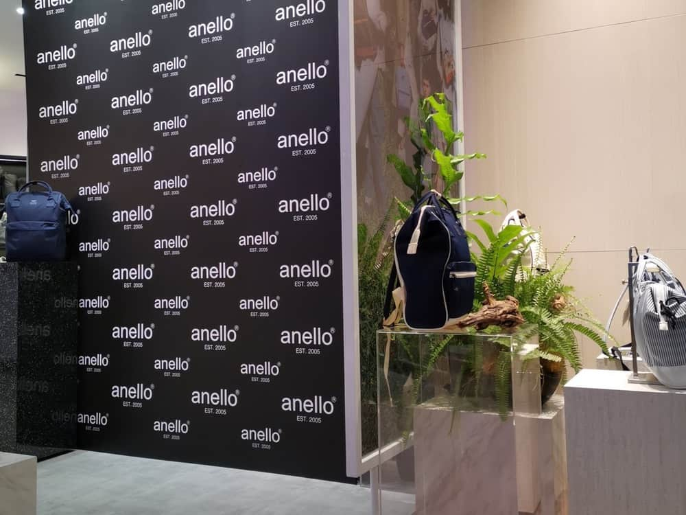 anello® at Jewel Changi Airport Singapore