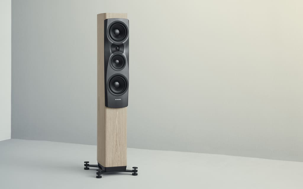 Dynaudio Confidence (blonde wood)