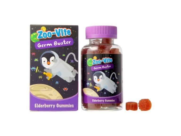 Zoo-Vite Introduces Gelatin-Free Kids' Immunity Boosting Elderberry Gummies