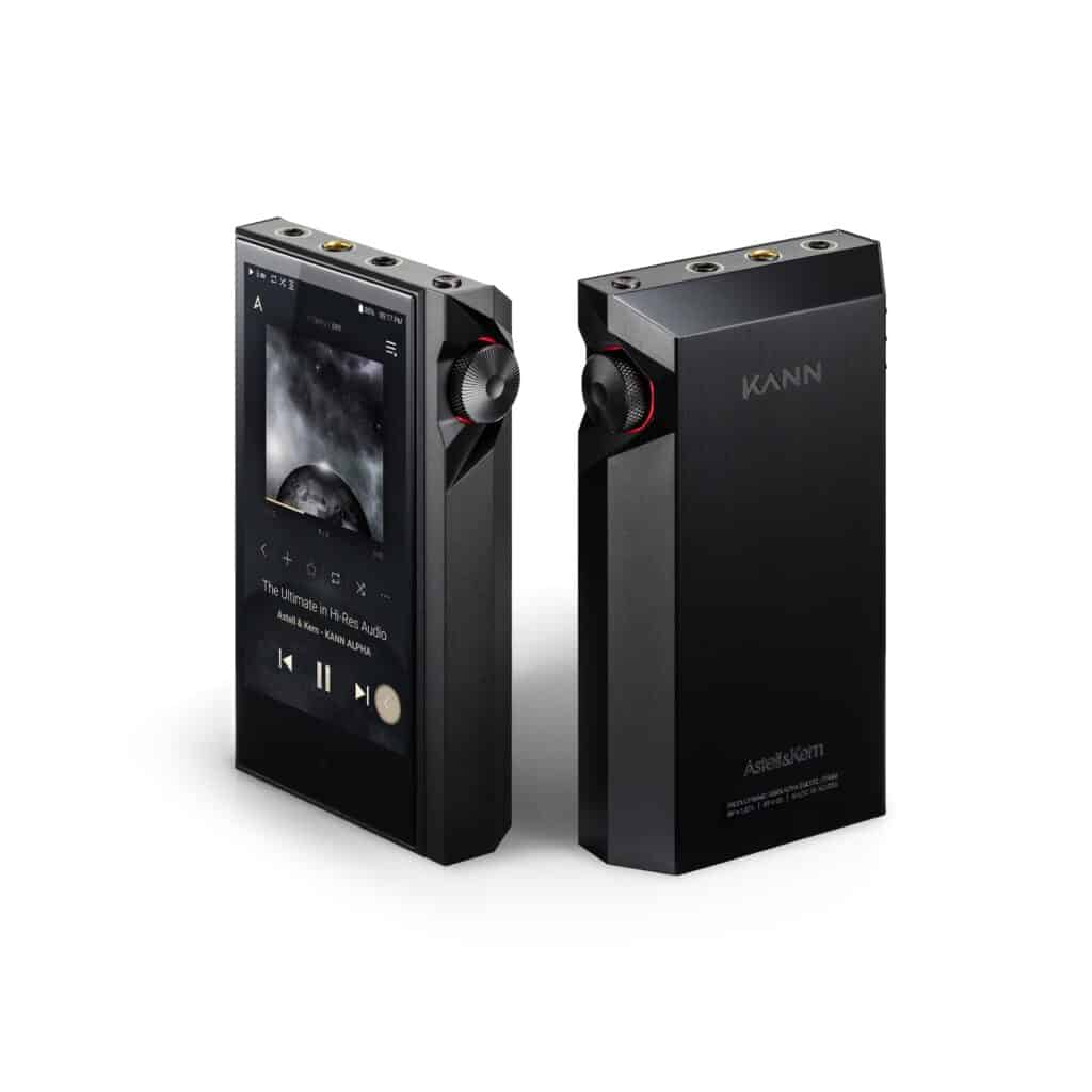 Astell&Kern KANN ALPHA (sets 2)