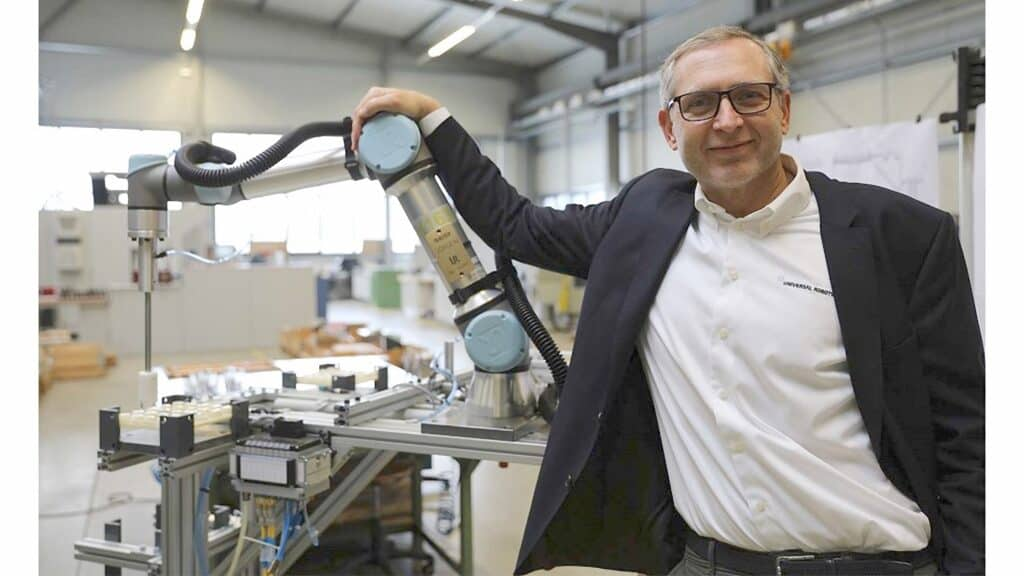 Universal Robots -於爾根·馮·霍倫