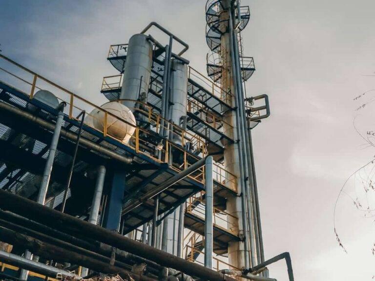 화학 산업에서 안전 및 보안 현대화의 좋은 예