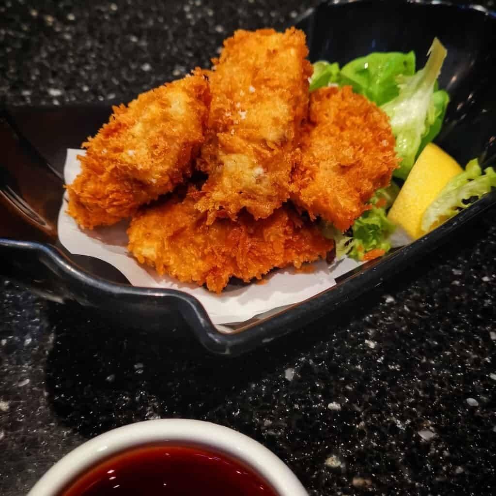 Kuro Maguro (maguro tonkatsu)