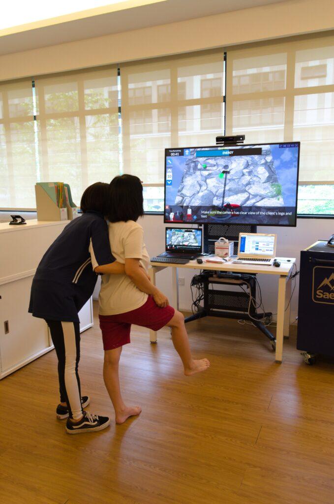 ABLE - home-based virtual rehabilitation program