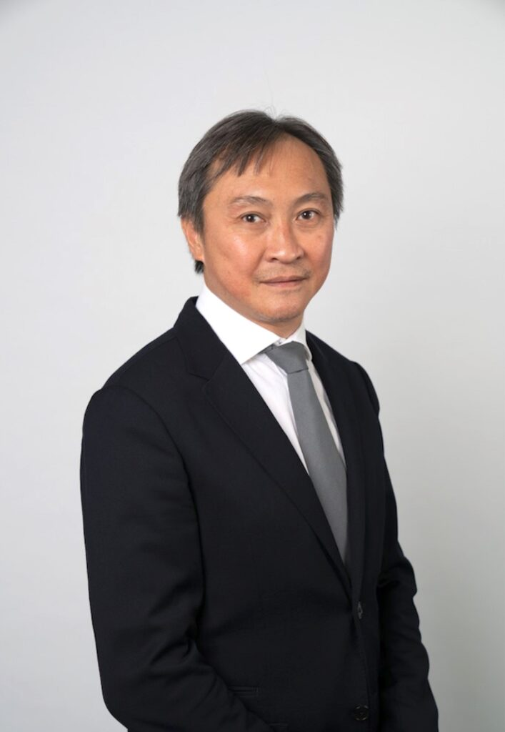 Teong Eng Guan, Regional Director for Southeast Asia and Korea (SEAK), Check Point Software